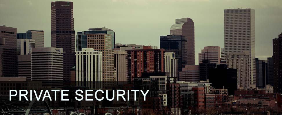Private Security Denver
