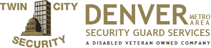 Denver Security Guard Services Logo