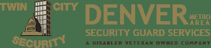 Denver Security Guard Services Logo